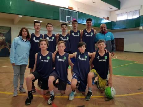 Basquet U15