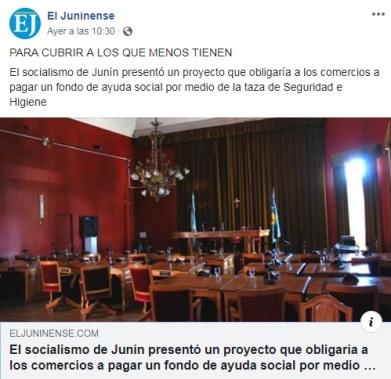 EL JUNINENSE