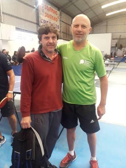 Tenis Hugo Basso