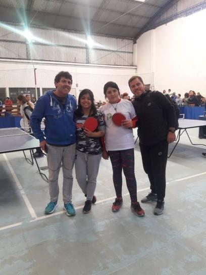 Tenis PCD Nancy Gonzalez
